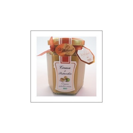 Crema di Pistacchio 200g Bio - MELAURO
