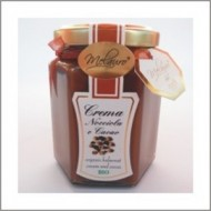 Crema di Nocciola e Cacao 40g - MELAURO