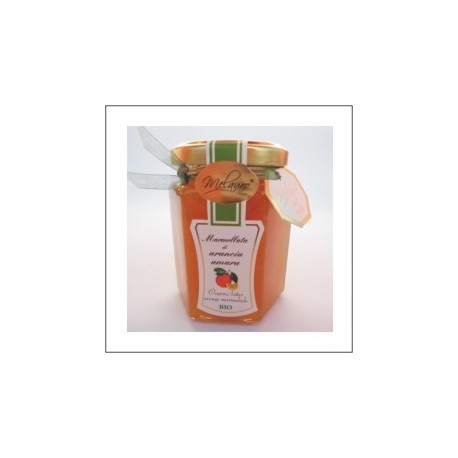 Marmellata di Arancia Amara 50g - MELAURO