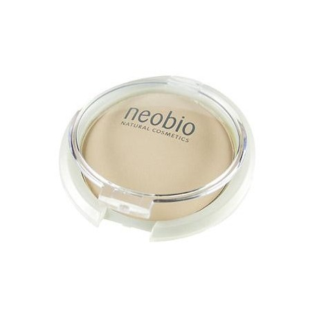 Compact Powder 01 Light Beige - NEOBIO