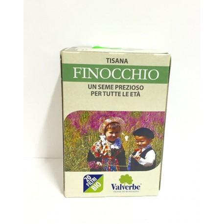 Tisana Finocchio - VALVERBE