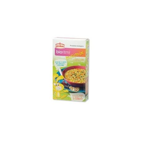 Cereali e Legumi con Pastina di Farro - BIORITMI