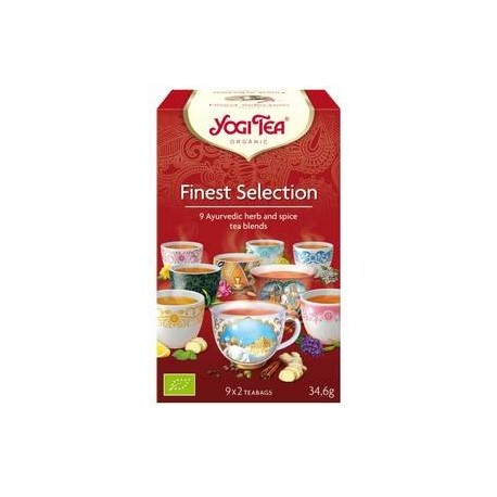 Finest Selection - YOGI TEA