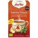 Menta Fresca Te Nero - YOGI TEA