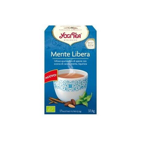 Mente Libera - YOGI TEA