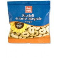 Riccioli di Farro Integrale - BAULE VOLANTE