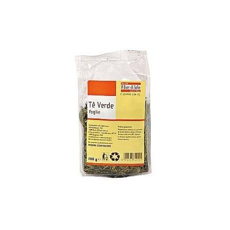 Tè Verde in Foglie - FIOR DI LOTO