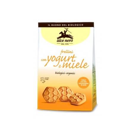 Frollini Yogurt e Miele - ALCE NERO