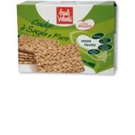 Crackers di Segale e Farro - BAULE VOLANTE