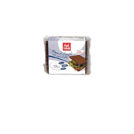 Pan di Segale con Semi di Lino - BAULE VOLANTE