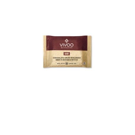 Cioccolato Fondente Crudo 73% - VIVOO
