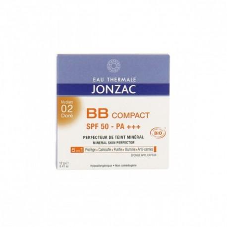 BB Compact SPF50 02 Dore - EAU THERMALE JONZAC