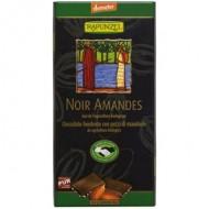 Cioccolato Fondente con pezzi di Mandorle - RAPUNZEL