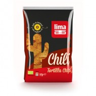 Tortilla Chips Chili - LIMA