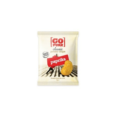 Chips alla Paprika - GO PURE