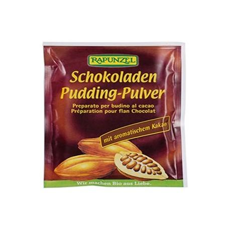 Budino al Cioccolato - RAPUNZEL