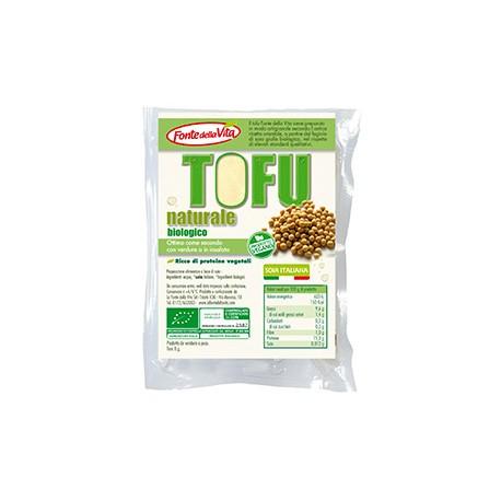 Tofu Naturale - FONTE DELLA VITA