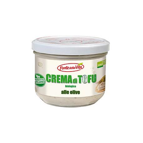 Crema di Tofu alle Olive - FONTE DELLA VITA