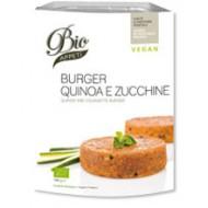 Burger di Quinoa, Zucchine e Tofu - BIO APPETì