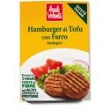 Hamburger di Tofu con Farro -  BAULE VOLANTE