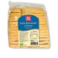 Fette Biscottate di Farro - BAULE VOLANTE