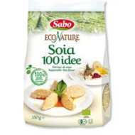 Farina di Soia - Soia 100 Idee - ECONATURE