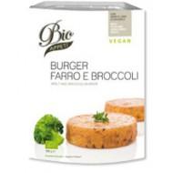 Burger Farro,Broccoli e Tofu - BIO APPETI'