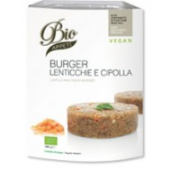 Burger Lenticchie e Cipolla - BIO APPETI'
