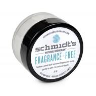 Fragrance-Free Deodorant 56 gr - SCHMIDT'S DEODORANT