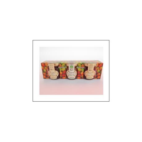 Tris di Confetture 3x50gr - MELAURO