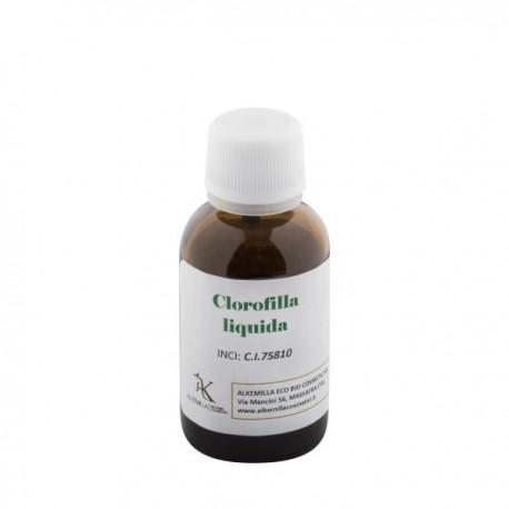 Clorofilla liquida al 5% - ALKEMILLA