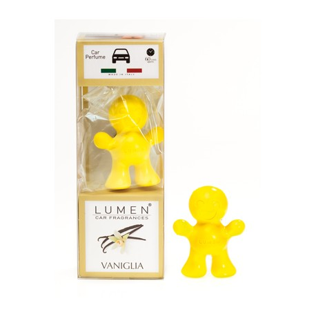 LEONARDO Car Fragrance - VANIGLIA - CERERIA LUMEN