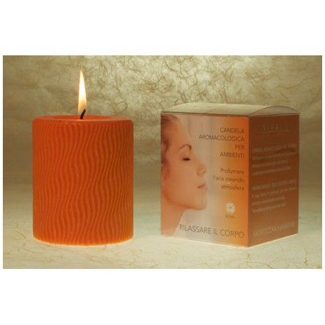 AIR Aromachologic Candle HAMMAM - CERERIA LUMEN