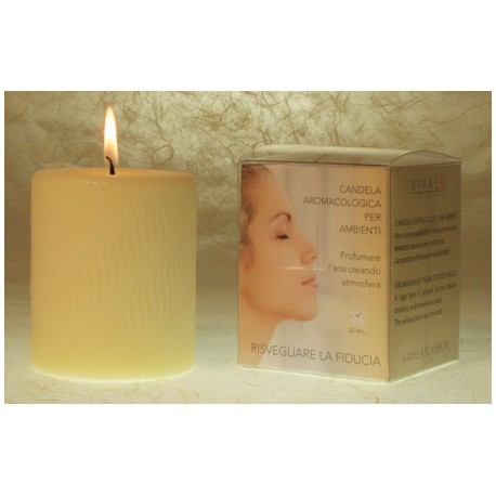 AIR Aromachologic Candle VANILLA BOURBON - CERERIA LUMEN