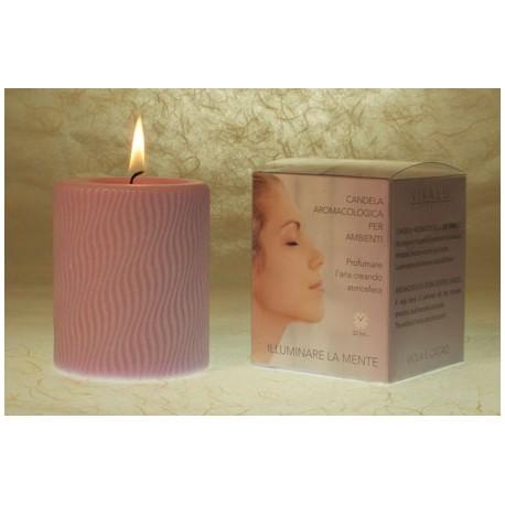 AIR Aromachologic Candle VIOLA E CACAO - CERERIA LUMEN