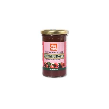 Frutta Spalmabile Mirtillo Rosso - BAULE VOLANTE