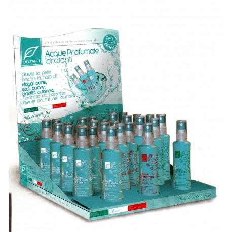 Acqua Profumata Idratante Seta e Fior di Loto - DR.TAFFI