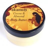 Cocoa & Almond Body Butter - AKAMUTI