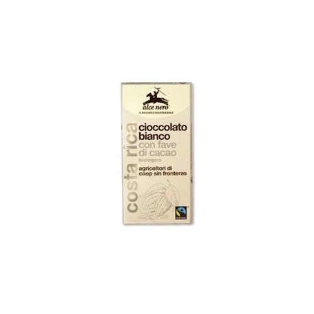 Tavoletta di Cioccolato Bianco - ALCE NERO