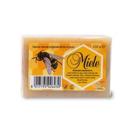 Saponetta dell' Alveare 100 gr Miele - SAPONE DI UN TEMPO