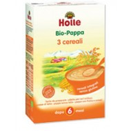 Pappa ai 3 Cereali Integrali - HOLLE