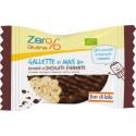 Gallette di Mais con Cioccolato Fondete - FIOR DI LOTO