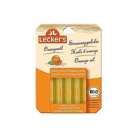 Aroma Naturale di Aranchia 4x2ml - LECKER'S