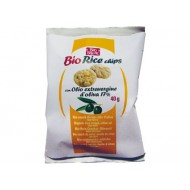 Bio Rice Chips all'Olio - BIO BREAK