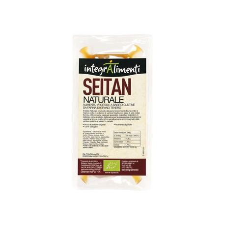 Seitan Naturale 210gr - INTEGRALIMENTI
