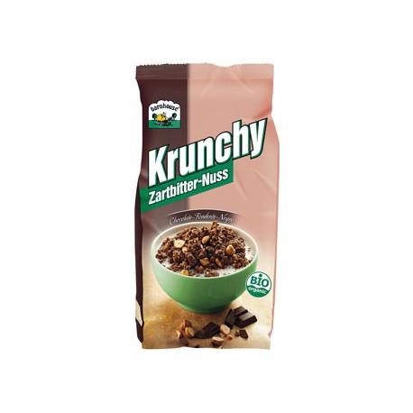 Granola Cioccolato Fondente e Nocciola 375g - BARNHOUSE