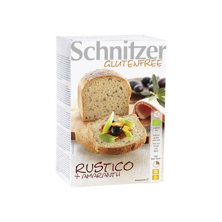 Pane Rustico con Amaranto - SCHNITZER
