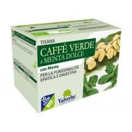 Tisana Caffè Verde e Menta Dolce - VALVERBE