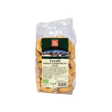 Taralli Zenzero e Peperoncino - BAULE VOLANTE