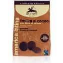 Frollini al Cacao con Fave di Cacao -  ALCE NERO